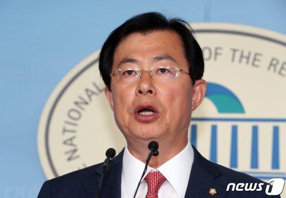이만희 자유한국당 원내대변인/사진=뉴스1