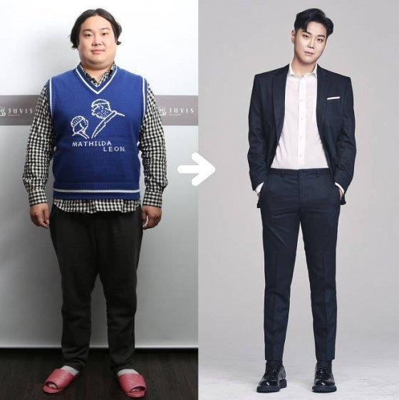 """유재환, 32㎏ 감량… """"10개 넘는 질병 때문에 다이어트"""""""