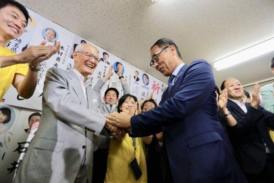 /사진=오노 모토히로 당선자 홈페이지