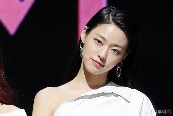 [★화보]설현, 미의 여신 '아프로디테' 환생!
