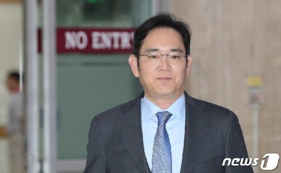 이재용 삼성전자 부회장 2019.7.12/뉴스1 © News1 허경 기자