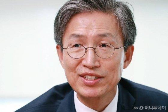 조규곤 파수닷컴 대표 인터뷰/사진=이동훈 기자