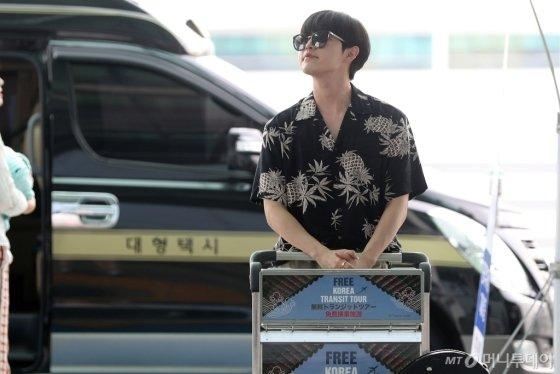 [사진]김재환 '음악 가르치러 떠나요!'