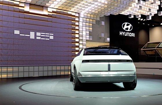 EV 콘셉트 45/사진제공=현대차