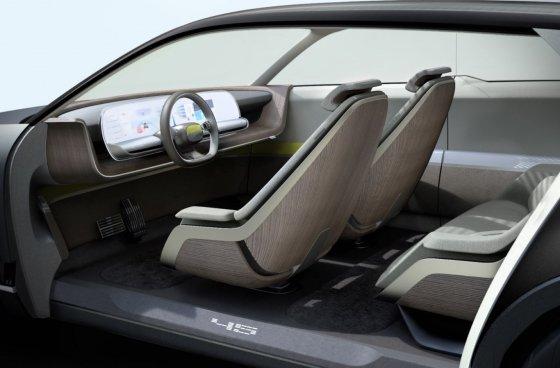 EV 콘셉트 45 내부/사진제공=현대차