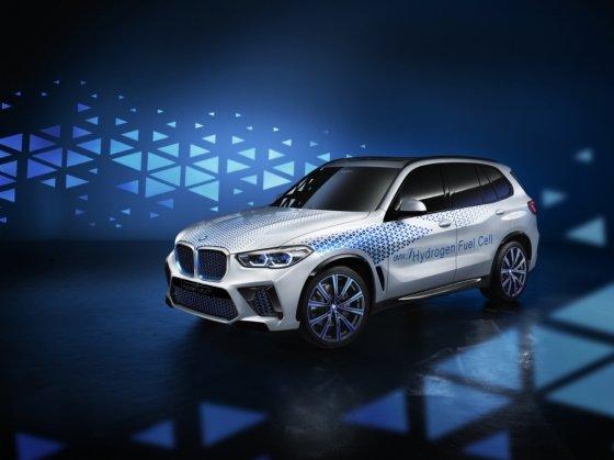 'BMW i 하이드로젠 넥스트'/사진제공=BMW
