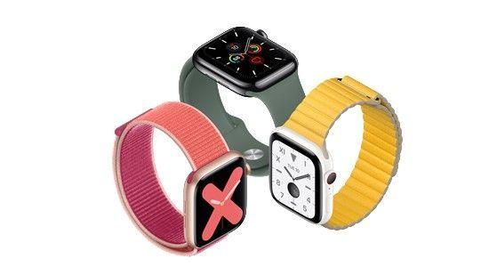 애플워치5 시리즈/사진=애플