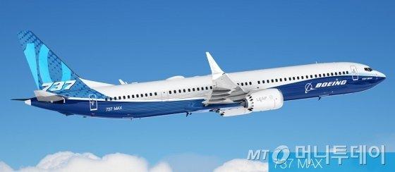 보잉 737 MAX / 사진제공=보잉