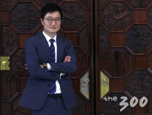 4일 홍영표 의원 보좌관 장철민 인터뷰 / 사진=홍봉진기자 honggga@