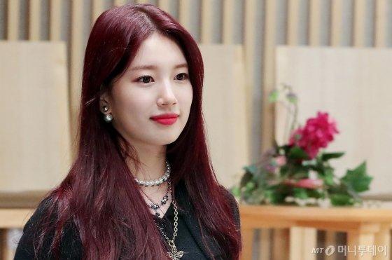 [★화보]'국민 첫사랑녀' 배수지, 절대 미모!