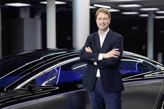 """벤츠의 첫 '非독일인' 수장…""""지금은 車 다시 발명할 때"""" - 머니투데이 뉴스"""
