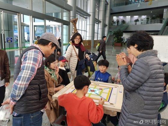 알팅고 성남시청 행사/사진제공=휴와락 주식회사