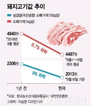 [MT리포트] 한국 온 '돼지열병', 백신 없고 냉동해도 생존