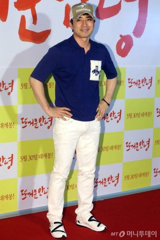 21일 오후 서울 강남구 삼성동 메가박스 코엑스에서 열린 영화 '뜨거운 안녕' VIP시사회 2013-05-21 /사진=이기범 기자