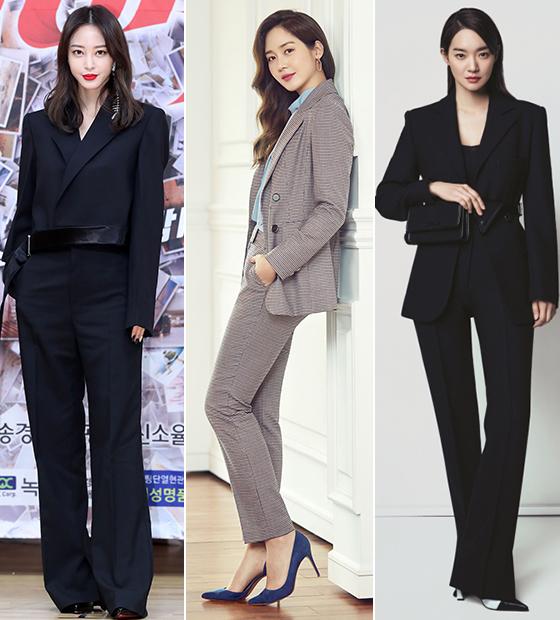 배우 한예슬, 성유리, 신민아/사진=머니투데이 DB, 샤트란, 미샤