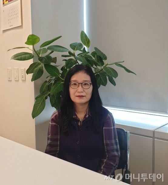 김은진 플럼라인생명과학 글로벌 R&D 연구소장 /사진제공=플럼라인생명과학