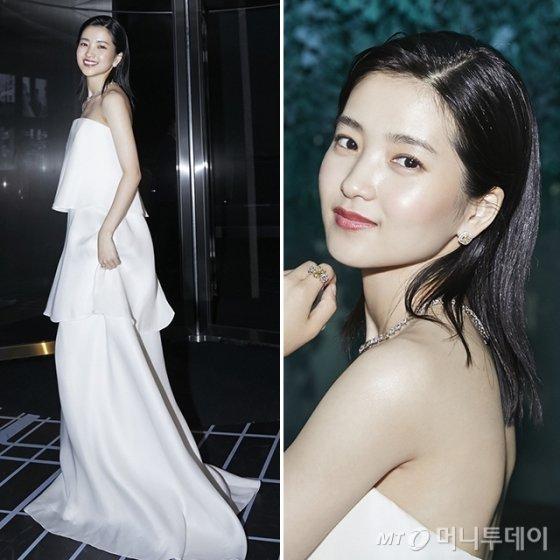 배우 김태리 /사진제공=티파니 앤 코