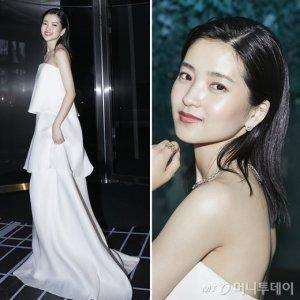 김태리, 순백의 드레스 자태