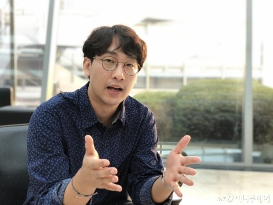 신봉국 알브이핀 대표/사진=신재은 에디터