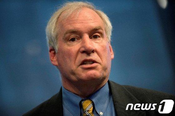 에릭 로젠그렌 미국 보스턴 연방준비은행 총재 © 로이터=뉴스1