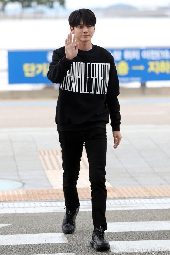 [사진]옹성우 '시크한 조각미남'