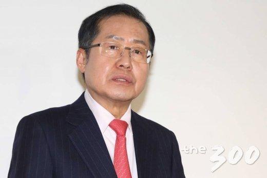 홍준표 자유한국당 전 대표 /사진=김창현 기자