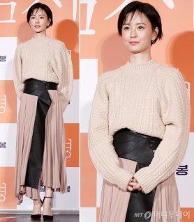 '82년생 김지영' 정유미, 쇼트 커트로 변신 '깜짝'