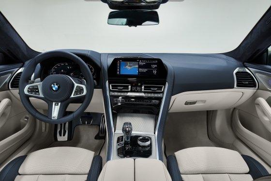 BMW 뉴 8시리즈/사진제공=BMW그룹코리아