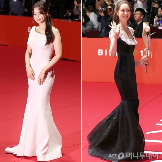 배우 이하늬, 이유영 /사진=김휘선 기자