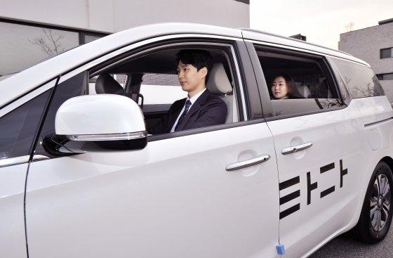 '타다' 내년 전국 서비스… 차량 1만대, 기사 5만명 확대