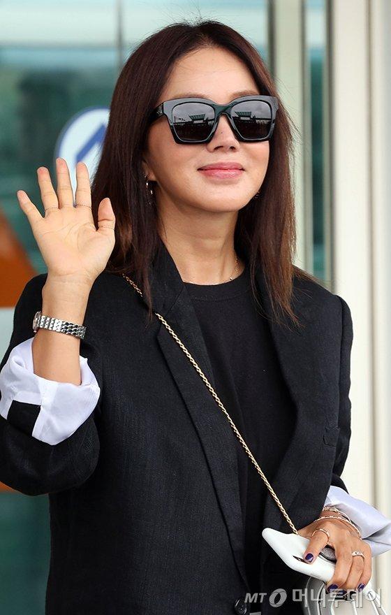 가수 겸 배우 엄정화/사진=임성균 기자