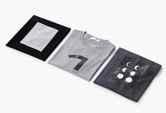 베이직하우스 입는 한글 티셔츠 3종/사진제공=베이직하우스