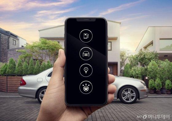 메르세데스-벤츠 코리아가 출시한 '메르세데스 미 디지털 어시스턴트(Mercedes me Digital Assistant)'. /사진제공=메르세데스-벤츠 코리아