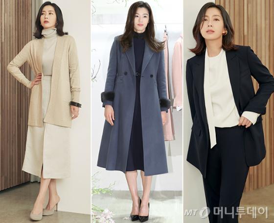 배우 송윤아, 전지현 /사진제공=조르쥬 레쉬, 머니투데이 DB