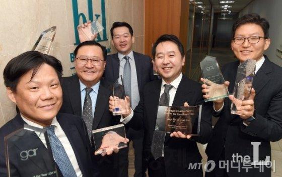 법무법인 태평양 국제중재그룹 변호사들/사진=태평양