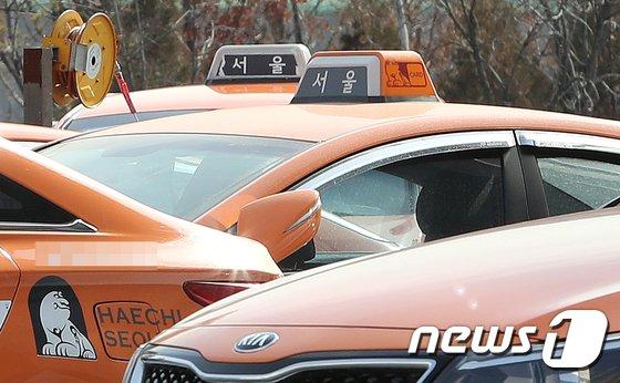 서울시 택시. /사진=뉴스1