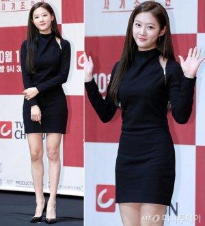 김새론, 어깨 드러낸 드레스…성숙해진 매력 '눈길'