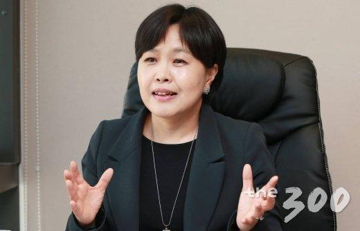 송희경 자유한국당 의원/사진=김창현 기자