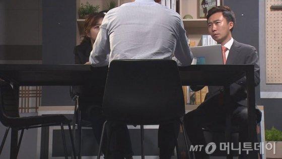 KBS가 김경록 차장과의 진행한 인터뷰 사진과 전문을 10일 공개했다. /사진=KBS웹사이트