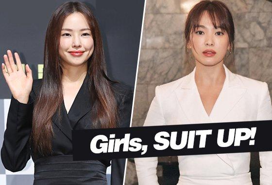 배우 이하늬, 송혜교/사진=머니투데이 DB, 랄프로렌