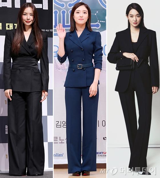 배우 이하늬, 이세영, 신민아/사진=머니투데이 DB, 미샤