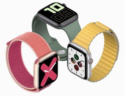애플워치 시리즈5 /사진=애플