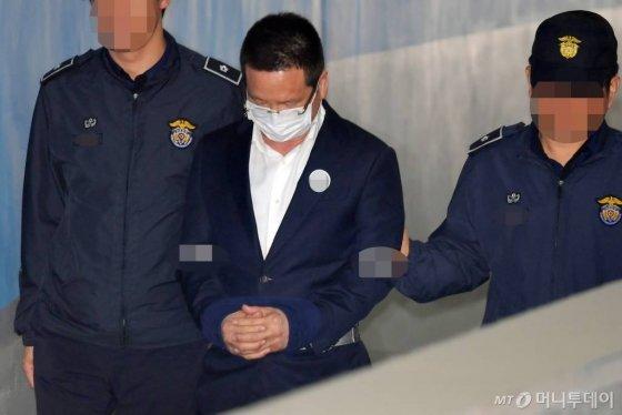 김학의 전 법무부 차관을 둘러싼 의혹의 핵심 인물인 건설업자 윤중천씨 / 사진=이기범 기자 leekb@