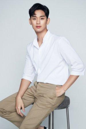 김수현, 뷰티 화보 속 깔끔한 이미지…