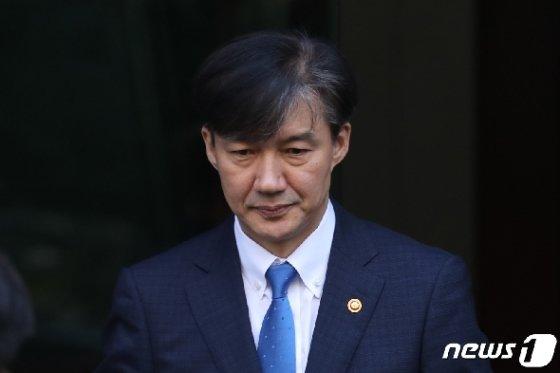 [사진] 조국 배우자 정경심…구속영장 청구될까?