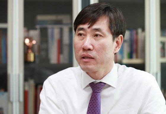 바른미래당 하태경 의원 인터뷰 / 사진=이동훈 기자 photoguy@