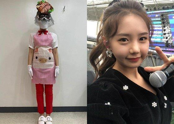 /사진=송하예 인스타그램