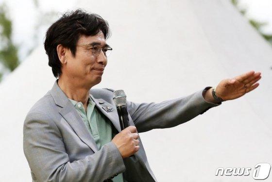유시민 노무현재단 이사장/사진=뉴스1