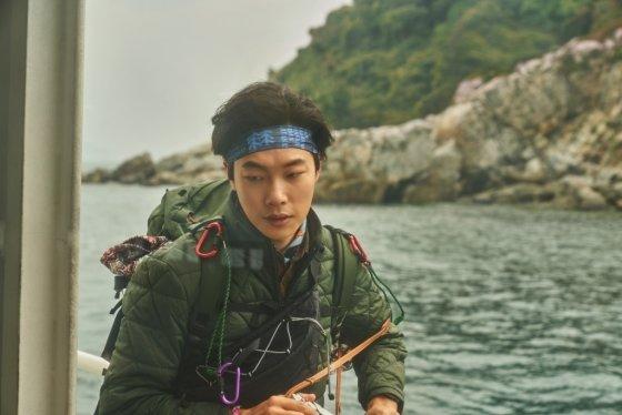 코오롱스포츠 류준열 캠페인 화보컷/사진제공=코오롱인더스트리FnC부문