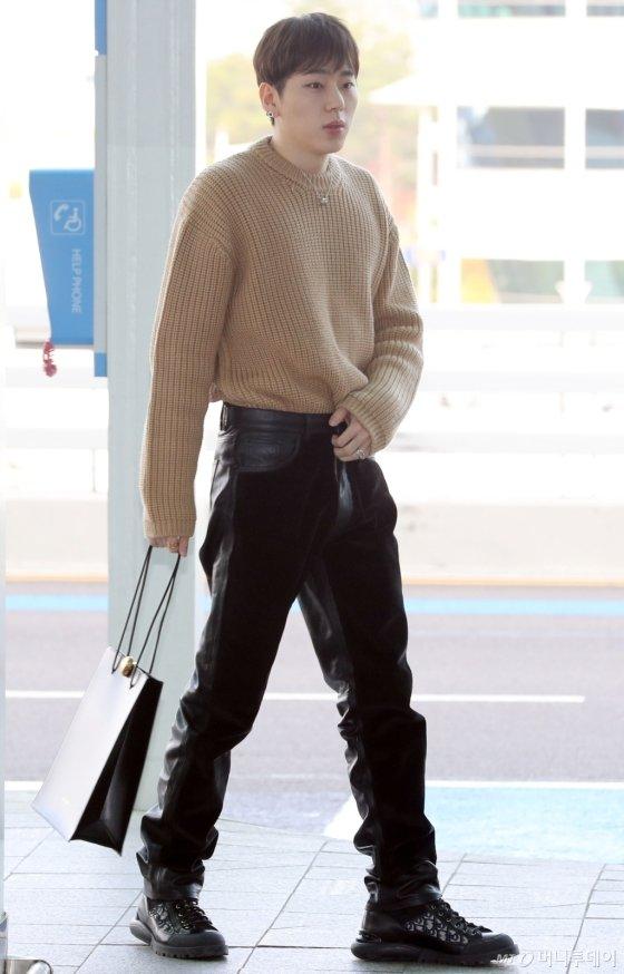 [사진]지코 '가을남자'